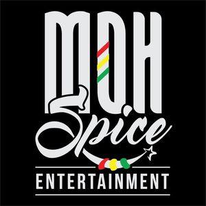 Moh Spice Entertainment Logo